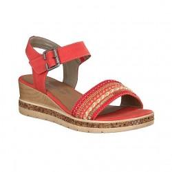 Sandaler med kilehæl Remonte D3051-33