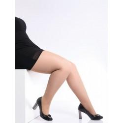 GIULIA Fine tights for shortened leg length with Elastane MOLLY 20 DEN