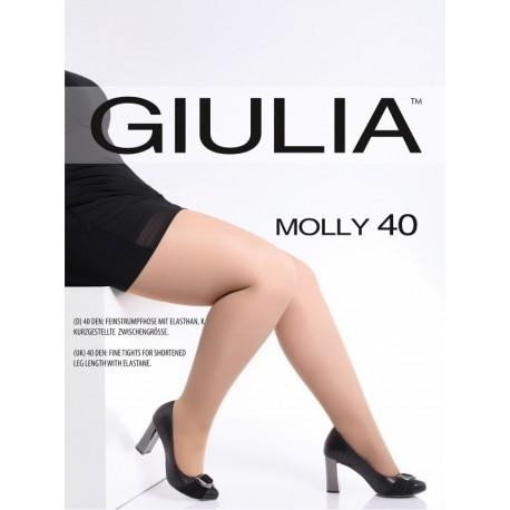 GIULIA Liela izmēra elastāna zeķbikses MOLLY 40 DEN