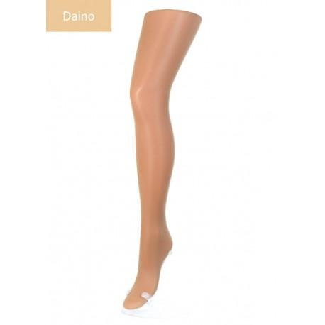 GIULIA Atbalstošas kāju zeķubikses ar šortiņiem EXTRA 40 DEN