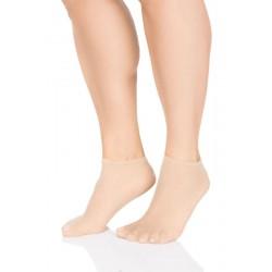 Moteriškos puskojinės LIDA 706 Size+++ 20 DEN (2 pairs) (39-42)