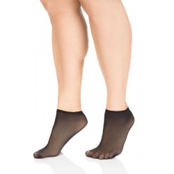 Elastic ankle Socks LIDA 705 Size++ 20 DEN (2 pairs) (size 39-42 )
