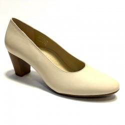 Kvinners sko, medium hæl Bella b. 4003.049