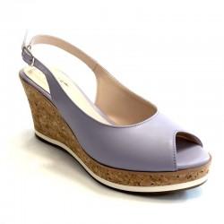Høy hæl sandaler Bella b. 6216.026
