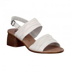 Sieviešu sandales uz vidēja papēža Remonte R8762-80
