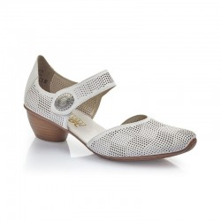 Sommer kvinners sko Rieker 43767-80