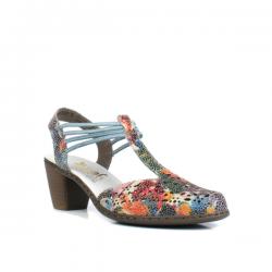 Sandales ar slēgtu purngalu Rieker 40969-90
