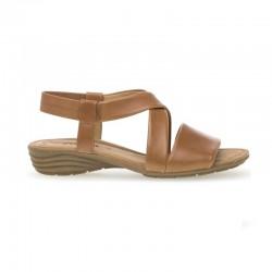 Kvinners brune sandaler Gabor 44.550.24