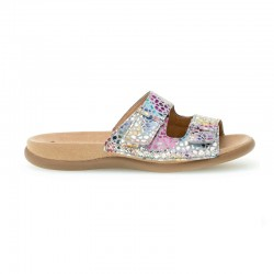 Women's slide flip flops flip flops Gabor 43.703.39
