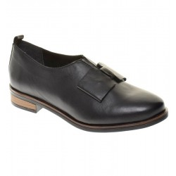 Black women's loafers Remonte R6303-01
