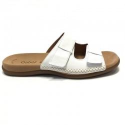 Women's slide flip flops flip flops Gabor 43.703.21