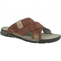 Men's slide flip flops Josef Seibel 16704