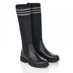 Women's autumn sock boots Remonte D8680-01