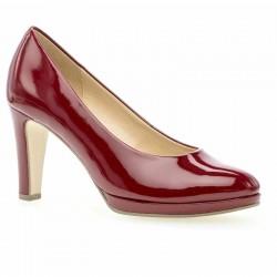 Sarkanas lakādas augstpapēžu kurpes Gabor 51.270.75