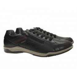 Leather sneakers for men Pegada 514271-02 Amortech