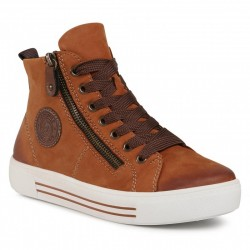 High-top trainers with warm lining Remonte D0972-22