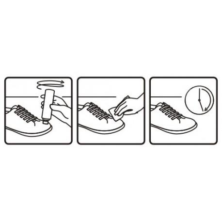 Tīrīšanas līdzeklis sporta/brīvā laika apaviem KAPS Gel Cleaner