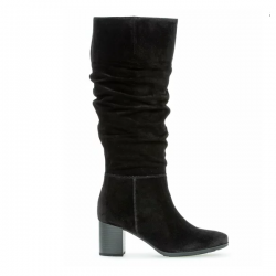 Women's autumn big size wide calf boots (L) Gabor 52.938.47