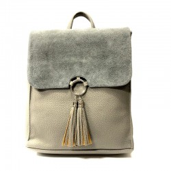 Backpack made from leatherette Sominta 26x31x9 1627