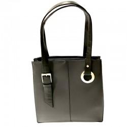 Women's handbag from leatherette Sominta 28x29x14 1749