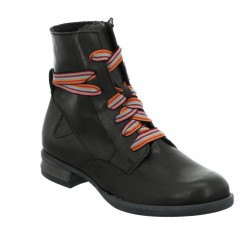 Autumn lace up low boots (with zipper) Josef Seibel 76504