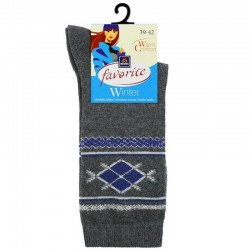 Women's winter socks Bisoks 39-42