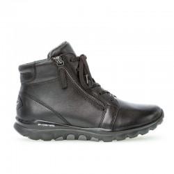 Women's autumn big size low boots Gabor Rollingsoft Sensitive 76.868.57