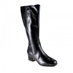 Women's autumn long boots with little warming Aaltonen 54260