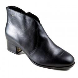 Women's autumn low boots with little warming Aaltonen 34210
