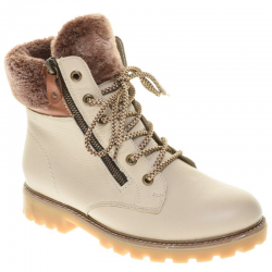 Winter low boots with natural wool Remonte D8463-80 (Thermo insole)