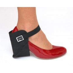 Shoe protection for drivers for RIGHT SHOE