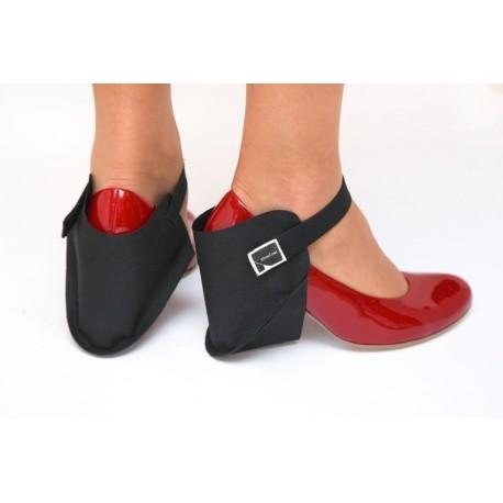 Papēžu aizsargs autobraucējiem abām kājām