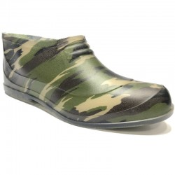 Īsās gumijas kurpes (galošas) 701SP-haki