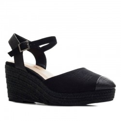 Wedge slingback sandals AM5435