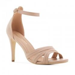Augstpapēžu sandales. Lielie izmēri. Andres Machado AM5419