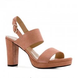 Augstpapēžu sandales Andres Machado AM5438