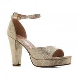 Høy hæl sandaler Andres Machado AM5468