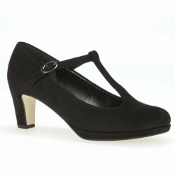 Sieviešu kurpes uz vidēja papēža Gabor 61.261.47