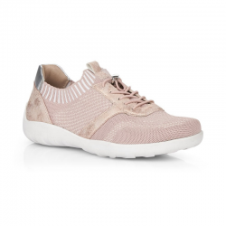 Rose slip on trainers Remonte R3511-31