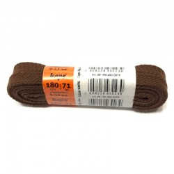Long flat shoe laces KAPS 180 cm