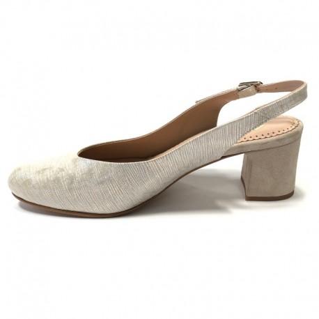 Sandales ar slēgtu purngalu PieSanto 210230