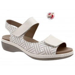Women's wider fit sandals PieSanto 210817