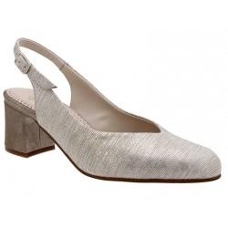 Sandal med lukket tå PieSanto 210230