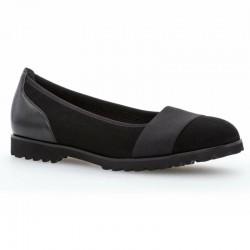Красные замшевые женские туфли Gabor 64.106.47