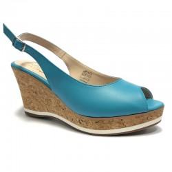 Høy hæl sandaler Bella b. 6216.029