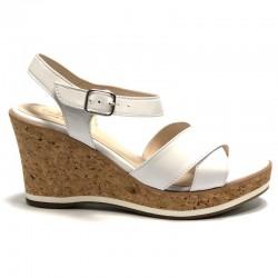 Høy hæl sandaler Bella b. 7576.002