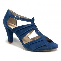Høy hæl sandaler Bella b. 7448.003