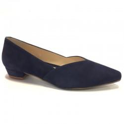 Store størrelser sko med lave hæler Bella b. 7549.002