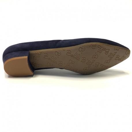Liela izmēra zempapēžu kurpes sievietēm Bella b. 7549.002