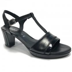 Black sandals Gabor 62.391.27